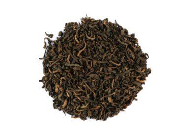 Puerh Thé noir du Yunnan post-fermenté