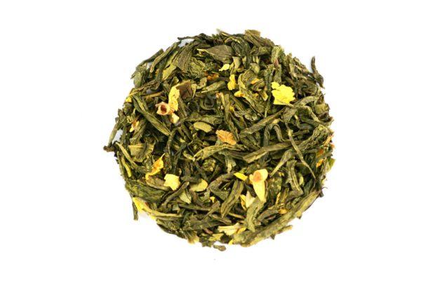 Roméo thé vert gingembre et poire Bio