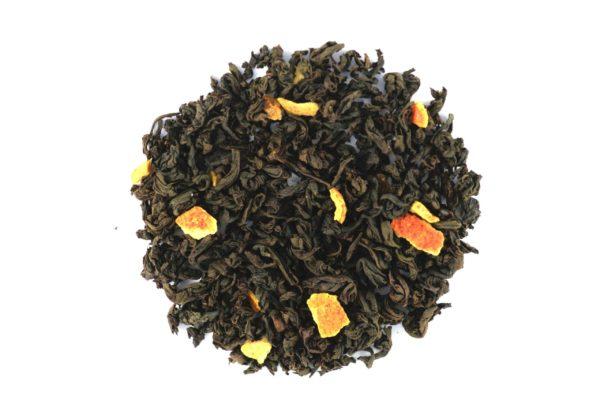 Charles Earl Grey noir, écorces de citron et d'orange