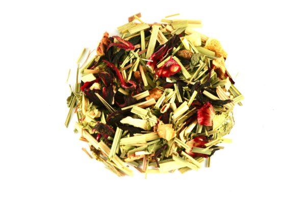 Morphée Infusion thé d'oreiller, citronnelle, orange et verveine bio