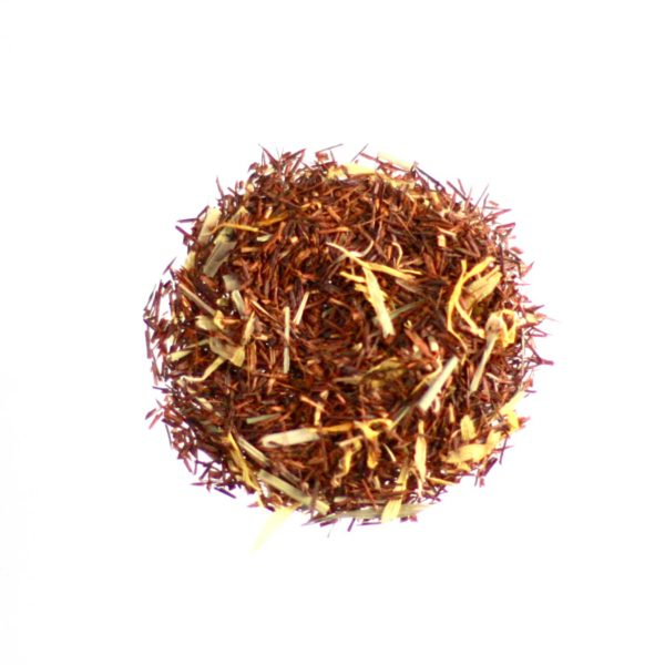 Thé rouge rooibos bio pamplemousse Nelson
