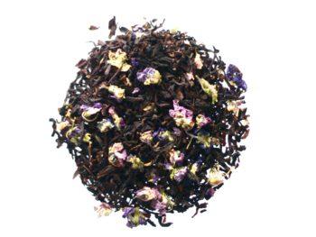 Violette Thé noir à la violette bio