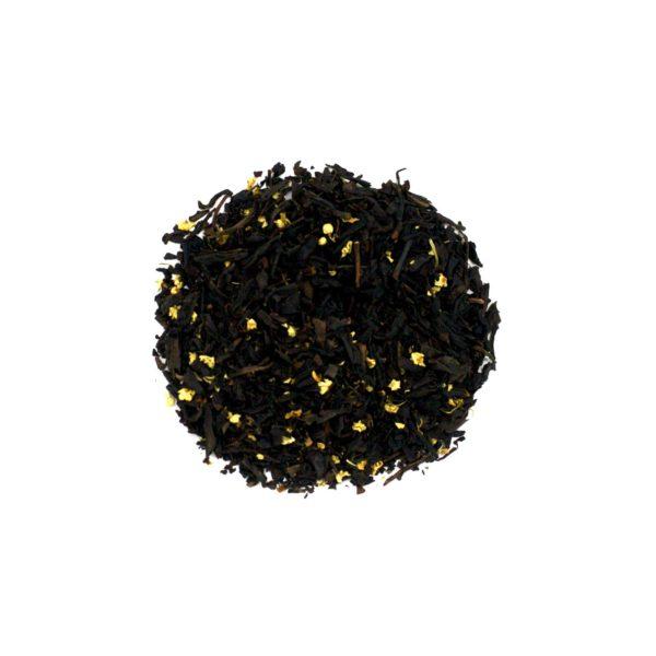 Baudelaire Thé noir fruits, fleurs et vanille