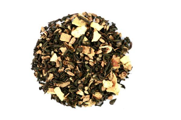 Apollinaire, thé noir, orange et épices
